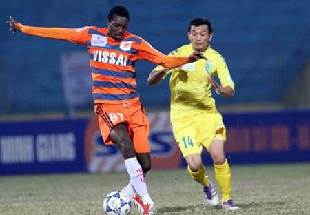 Ninh Binh deliver second T&T win