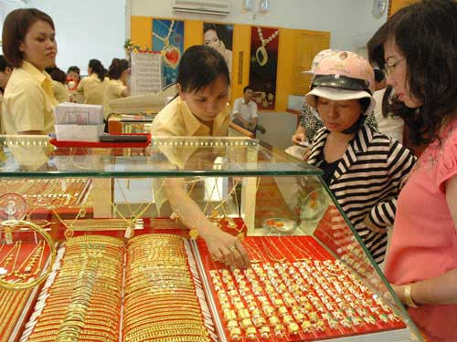 Vietnam's gold consumption continues the uptrend