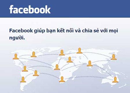 Facebook, Vietnam, media representative
