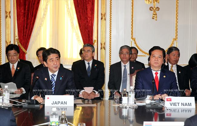 vietnam and japan relations From having no relations with vietnam, this nation has become the great-   however, vietnam is still a priority object of japan's oda policy oda projects  and.
