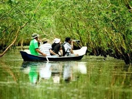 Tram Chim National Park, Ramsar site, Dong Thap, Mekong Delta