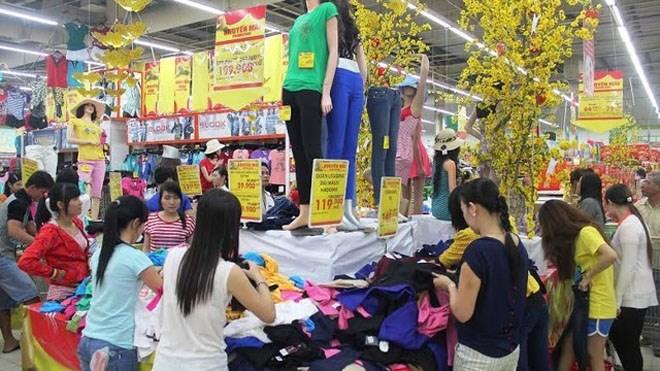 Businessmen have resumed business after long Tet holiday