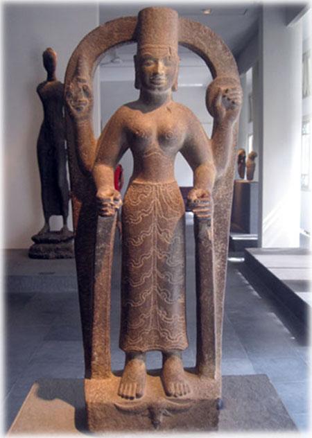 Oc Eo culture, Oc Eo archeological site, History Museum of Ho Chi Minh City