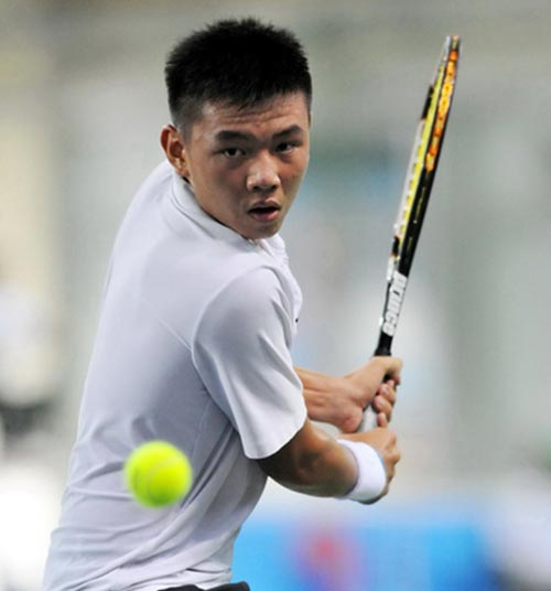 Tennis talent may be disciplined for not joining the national team