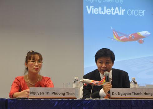 VietJetAir orders 63 Airbus aircraft