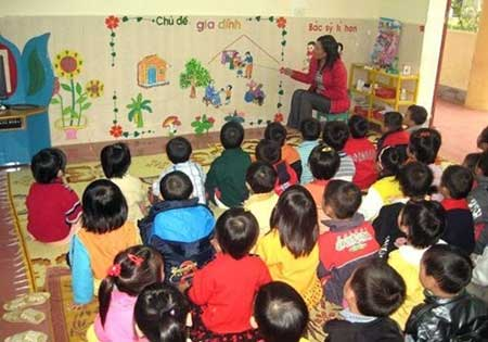 Deputy PM pushes for IZ pre-schools
