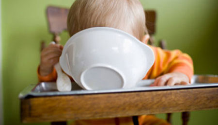 Babies with hearty appetite at risk of obesity: studies