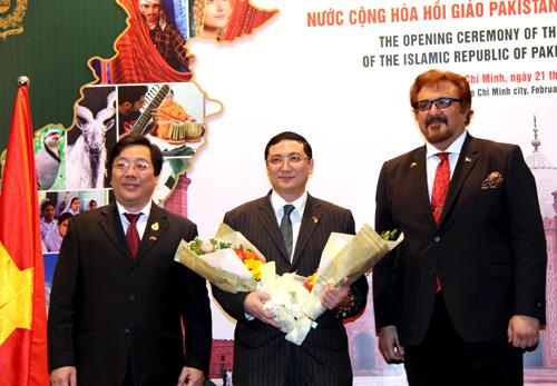 Vietnamese entrepreneur appointed Pakistan Consulate General in HCMC