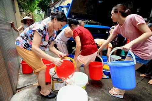 water price, water shortage, Da Nang, hydropower plants, Dak Mi 4