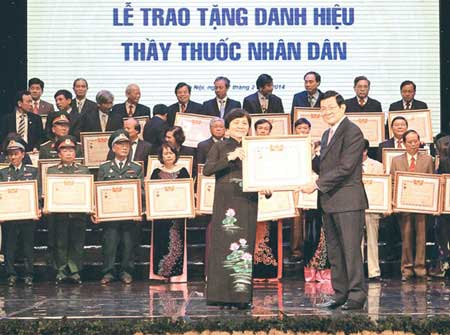 UNICEF award, Vietnam-Australia relations, Viet Nam Physicians' Day, food safety