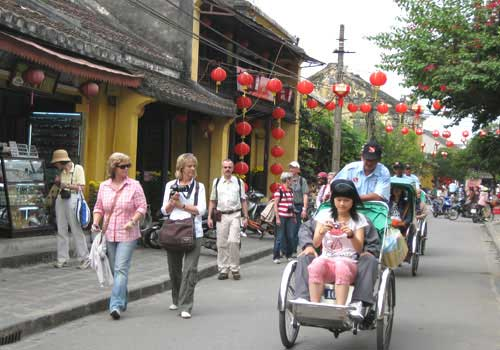 Vietnam, global tourist destinations, website, domestic visitors