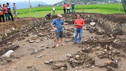 Thanh Hoa, Ninh Binh, Vietnamese tombs, Con Co Ngua relic site