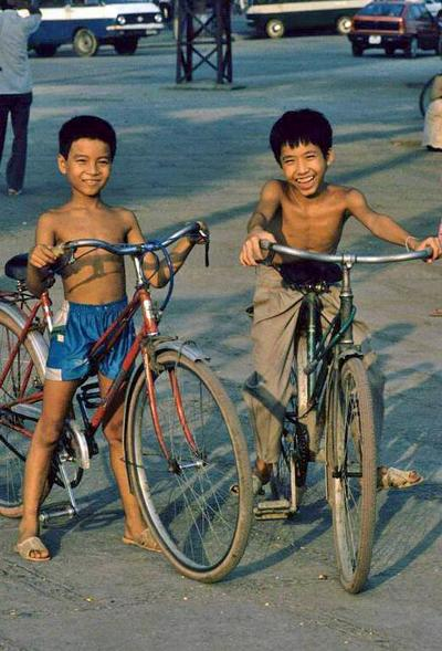 bikes, bicycles, bikes in the past, history