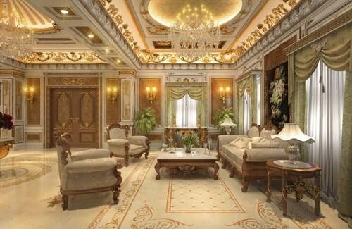 castle, rich people, the rich
