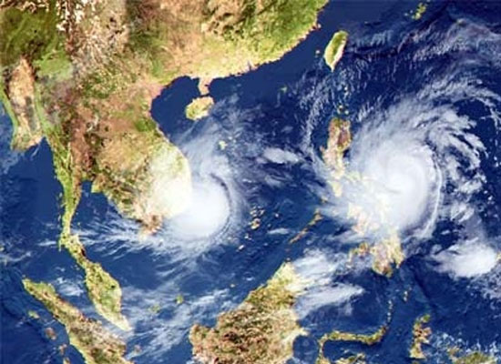 Vietnam will have 10 storms and tropical depressions in 2014