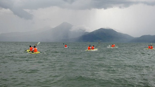 Da Nang coast, Hai Van Pass, Son Tra peninsula, trekking
