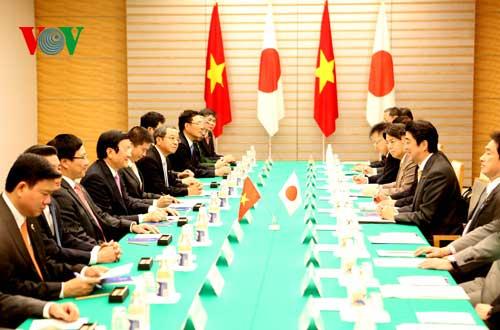 Vietnam, Japan lift bilateral ties to new heights