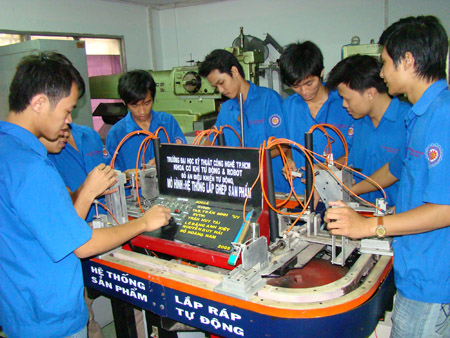 New enrolment mechanism pushes vocational schools against the wall ...