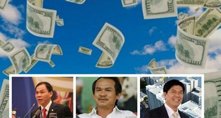 300 billionaires group as Vietnamese super-rich