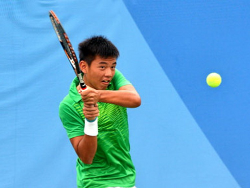 Ly Hoang Nam, ITF junior ranking, top 50