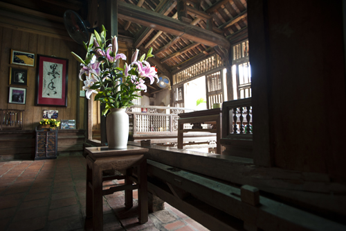 Duong Lam, ancient village