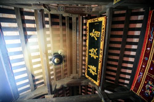 ancient house, yen thai village, hanoi, thuy khue