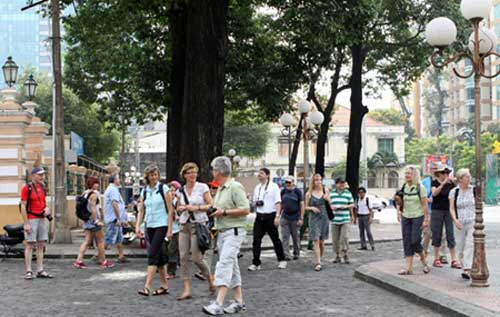 HCM City leads charge on tourism