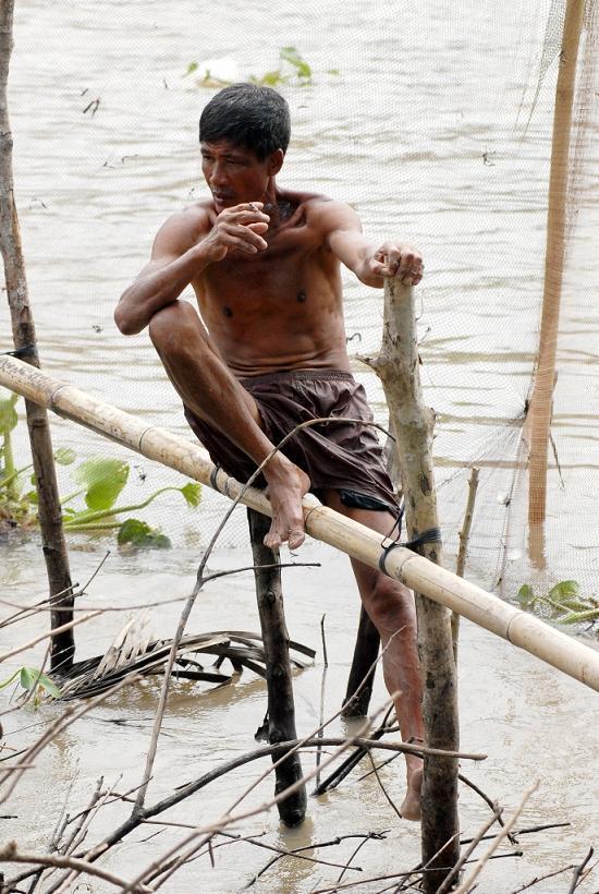 Do cha, catch fish, fishermen