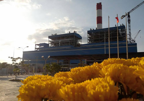 huge projects, thermal-power plant