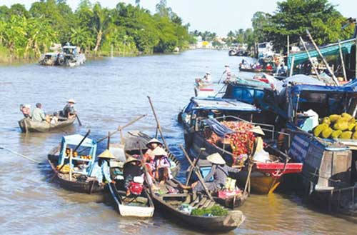 Mekong River, sustainable development, environmental protection