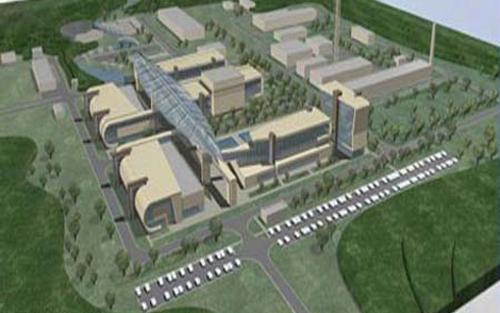 Construction of nuclear center in Da Lat unready