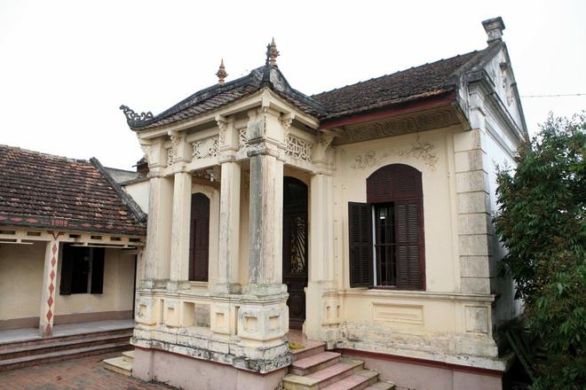 nha xa village, French styled villas