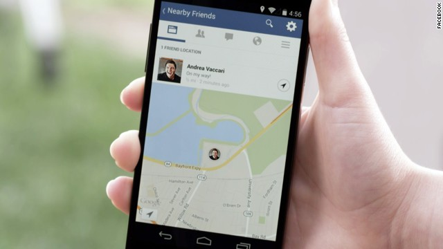 Facebook launches friend-tracking feature