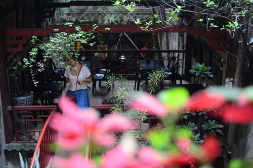 hanoi cafe, coffee shops