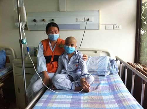 Viet Nam, stem cell transplant, aplastic anaemia, blood bank