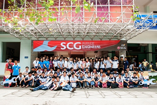 "Expert tips for university students from SCG's ""Future Engineers Program"""