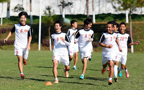 Viet Nam draw into 'group of death' for AFC U19 Champs