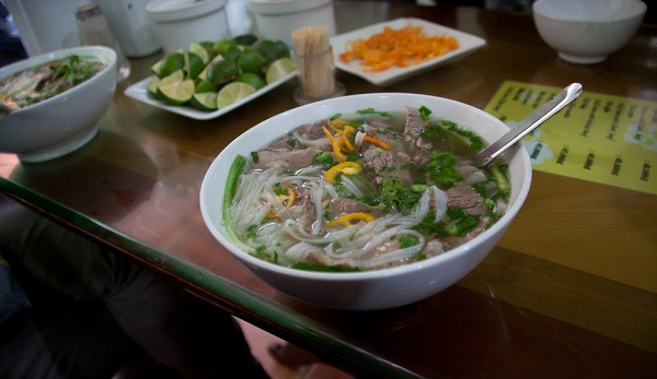 Vietnamese cuisine through the eyes of an American photographer