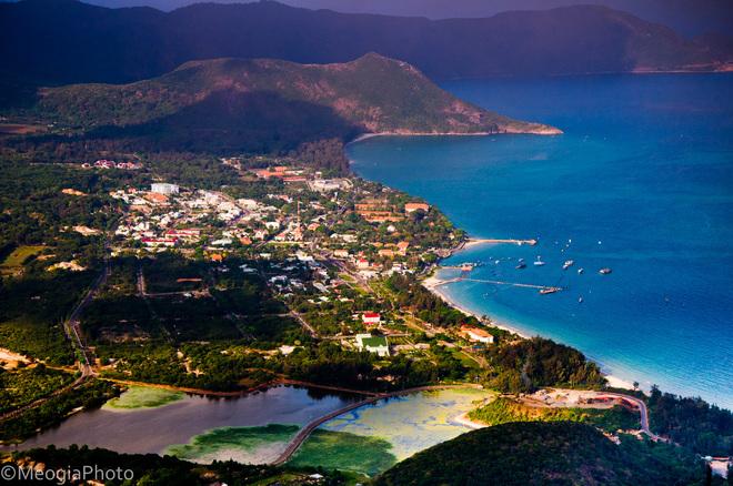 Wild and romantic Con Dao Island