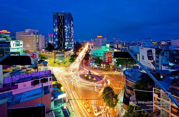 Rob Whitworth, Saigon, photos
