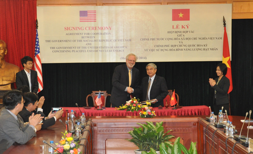 nuclear energy, vietnam-us, nuclear cooperation