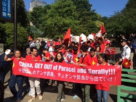 More voices condemn China's illegal acts
