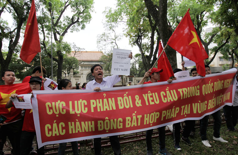 china, sovereignty, violation, fighter planes, vietnam's waters