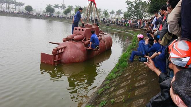 Truong Sa submarine