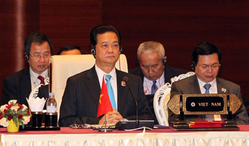 PM Dung's Full Remarks at 24th ASEAN Summit