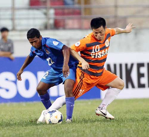 Ninh Binh moves into AFC Cup quarter-finals