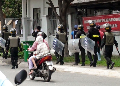 binh duong, riots, foreign firms, foreign investors, IPs