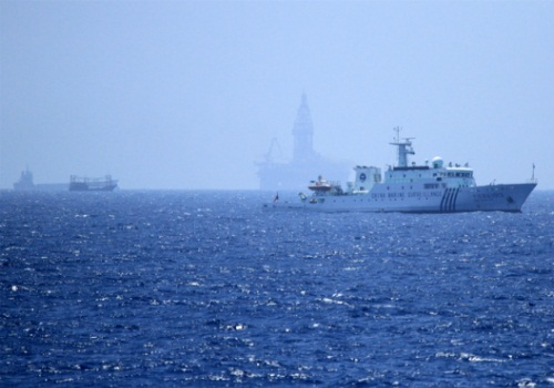 China's expansion scheme, East Sea, Vietnam, sovereignty