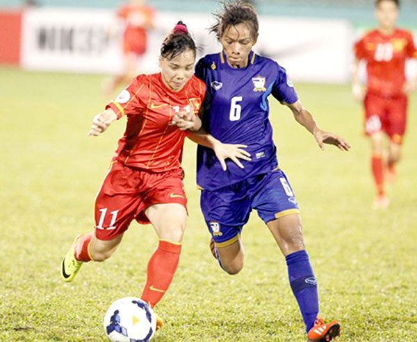 AFC, Women's Asian Cup, players, women's football competition