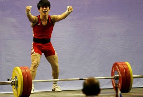 Weightlifters, ASIAD, Thach Kim Tuan, Vietnamese athletes